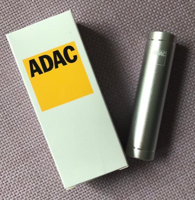 Gratis Adac Powerbank La Fleur Rebelles Produktlounge